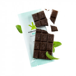 Buy Kush Kitchen - Medicated Chocolate THC Mint - LadyJane