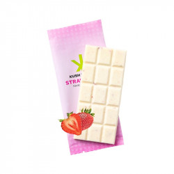 Buy Kush Kitchen - Medicated Chocolate THC Strawberry - LadyJane